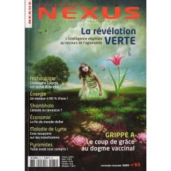Nexus n° 65 - L'intelligence végétale au secours de l'agronomie - La révélation verte
