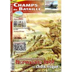 Champs de Bataille n° 56 - Normandie 1944