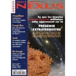 Nexus n° 54 - Présence Extraterrestre, ce que les témoins militaires nous apprennent