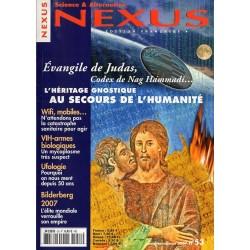 Nexus n° 53 - WIFI, MOBILES : un scandale sanitaire en vue
