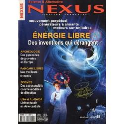 Nexus n° 45 - Énergie libre : des inventions qui dérangent
