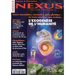 Nexus n° 50 - L'exogenèse de l'humanité