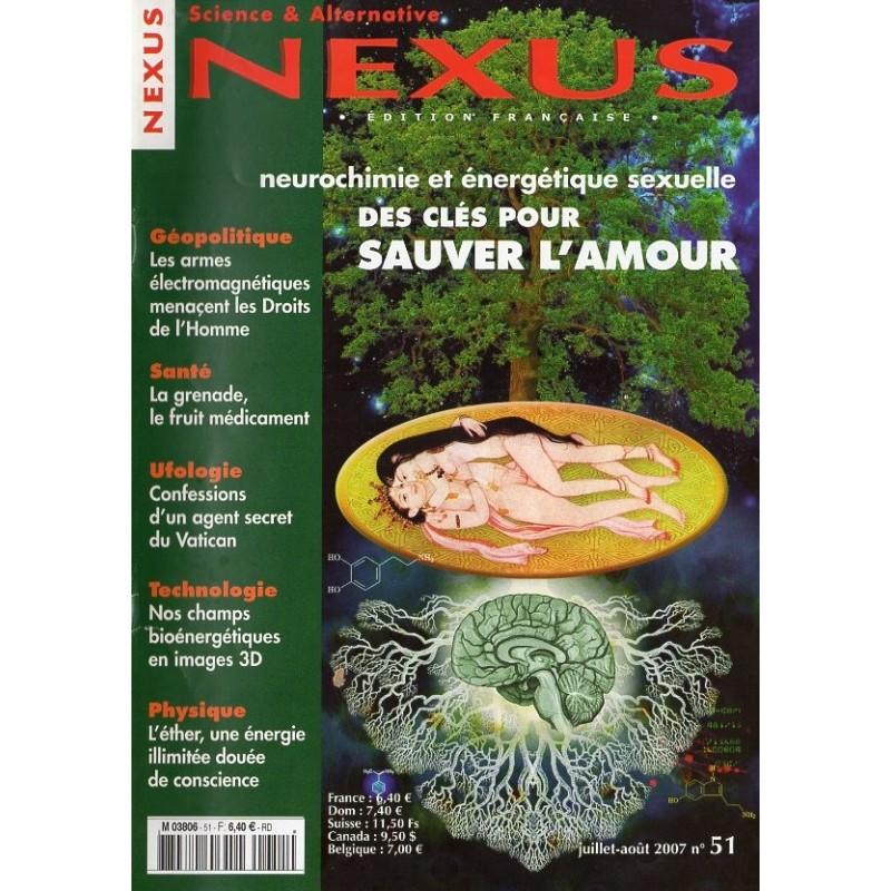 Nexus n° 51 - Des clés pour sauver l'amour
