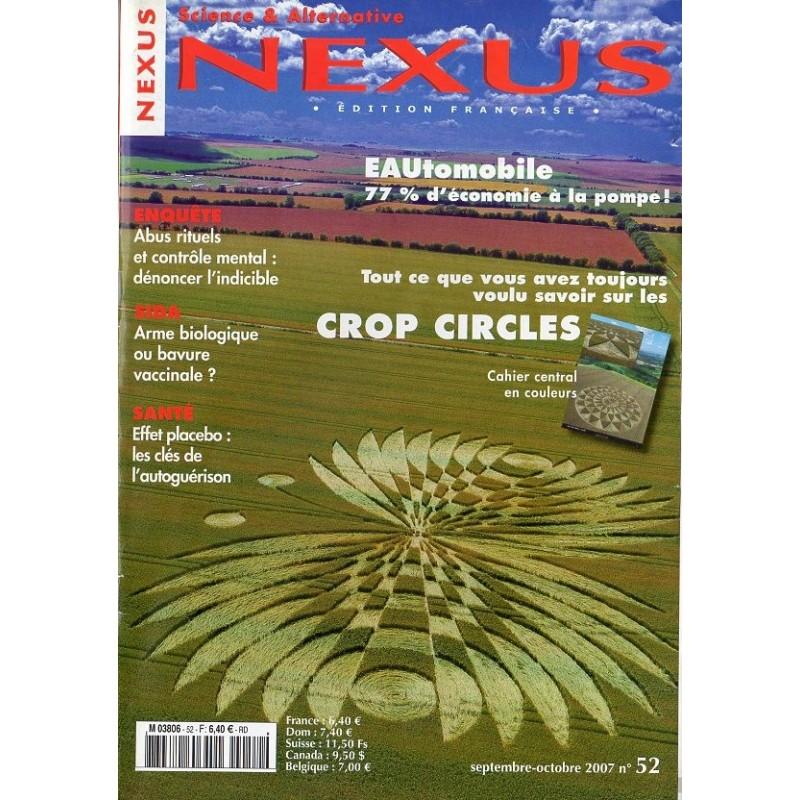 Nexus n° 52 - EAUtomobile - 77 % d'économie à la pompe