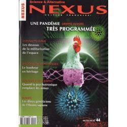 Nexus n° 44 - Grippe aviaire : Une pandémie très programmée
