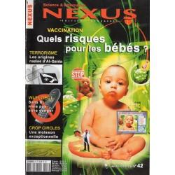 Nexus n° 42 - Vaccination : quels risques pour les bébés ?