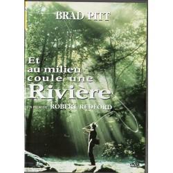 Et au milieu coule une rivière (Brad Pitt) - DVD Zone 2
