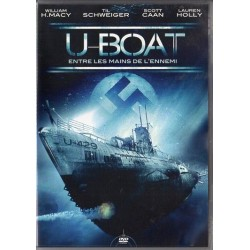 U-Boat - Entre les mains de l'ennemi (William H. Macy, Til Schweiger) - DVD Zone 2