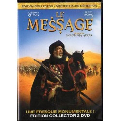 Le Message (Anthony Quinn, Irène Papas) - Double DVD Zone 2