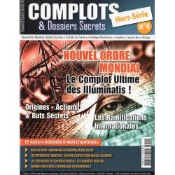 Complots & Dossiers Secrets HS n° 4 - Nouvel Ordre Mondial