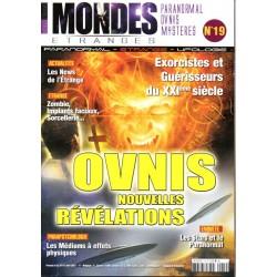 Mondes Etranges n° 19 -...