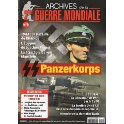 Archives de la 2eme Guerre Mondiale n° 9 - SS Panzerkorps