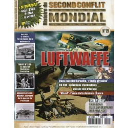 Histoire du Second Conflit Mondial n° 19 - La Luftwaffe