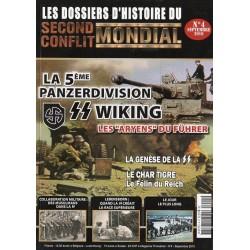 Les Dossiers du Second Conflit Mondial n° 4 - La 5ème Panzerdivision SS Wiking