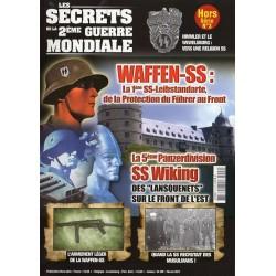 Secrets de la 2ème Guerre Mondiale n° 3H - Waffen-SS : la 1ère SS-Leibstandarte, de la Protection du Führer au Front