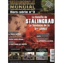 Histoire du Second Conflit Mondial n° 3H - La Bataille de Stalingrad, le tombeau de la 6ème Armée