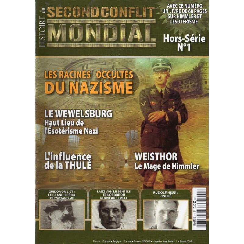 Histoire du Second Conflit Mondial n° 1H - Les racines occultes du nazisme