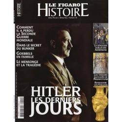 Figaro Histoire n° 19 - Hitler, les derniers jours