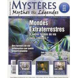 Mystères n° 9 - Mondes Extraterrestres, d'autres formes de vie dans l'univers ?