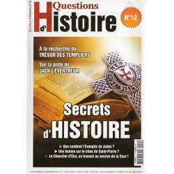 Questions d'Histoire n° 12 - Secrets d'Histoire