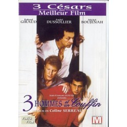 3 Hommes et un Couffin (Giraud, Dussollier, Boujenah) - DVD Zone 2