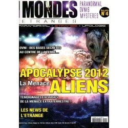 Mondes Étranges n° 4H - Apocalypse 2012, le menace Aliens