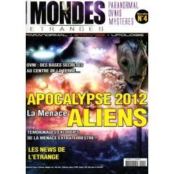 Mondes Étranges n° 4H - Apocalypse 2012, le menace Aliens