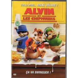 Alvin et les Chipmunks (de Tim Hill) - DVD Zone 2