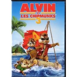 Alvin et les Chipmunks 3 (de Mike Mitchell) - DVD Zone 2