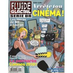 Fluide Glacial Hors série n° 50 - Arrête ton cinéma : les héros de BD à l'écran