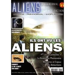 Aliens n° 4H - ils ont vus des ALIENS