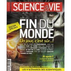 Science & Vie Hors série n° 35 H - Fin du Monde, un jour c'est sûr ...