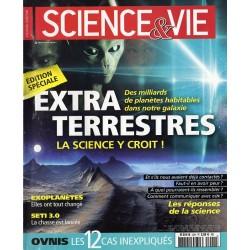 Science & Vie Hors série n° 42 H - Extra Terrestres : la Science y croit !