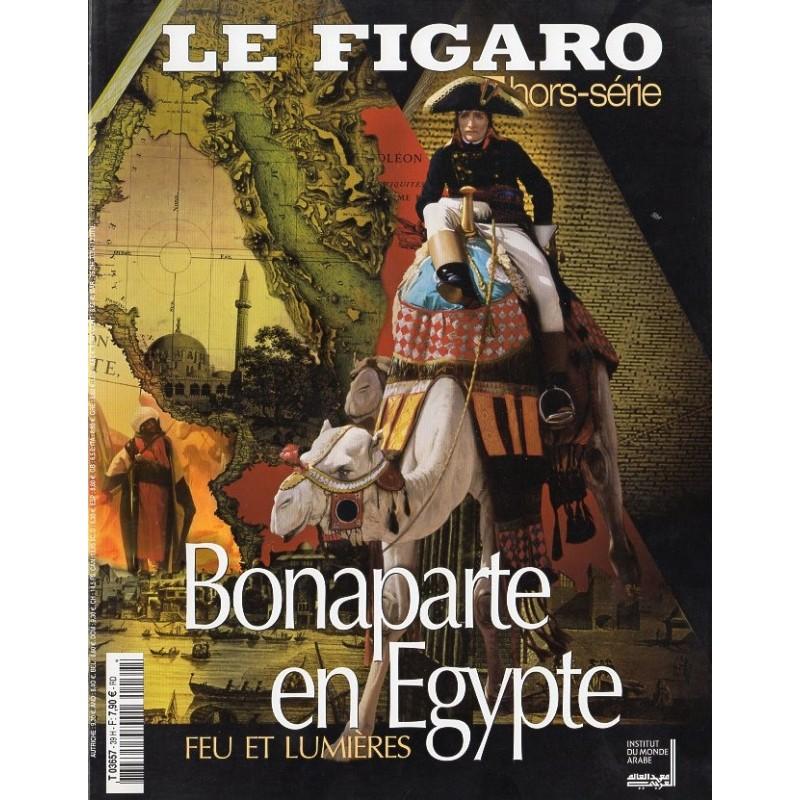 Figaro Hors Série n° 39 H - Bonaparte en Egypte, Feu et Lumières