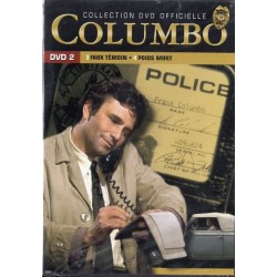 Columbo - DVD n° 2 de la Collection officielle - DVD Zone 2