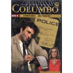 Columbo - DVD n° 6 de la Collection officielle - DVD Zone 2
