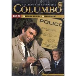 Columbo - DVD n° 10 de la Collection officielle - DVD Zone 2