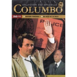 Columbo - DVD n° 11 de la Collection officielle - DVD Zone 2