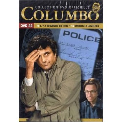 Columbo - DVD n° 23 de la Collection officielle - DVD Zone 2