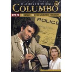 Columbo - DVD n° 24 de la Collection officielle - DVD Zone 2