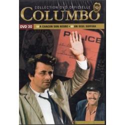 Columbo - DVD n° 30 de la Collection officielle - DVD Zone 2