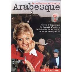 Arabesque - DVD n° 1 de la Collection officielle - DVD Zone 2