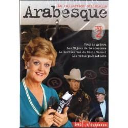 Arabesque - DVD n° 2 de la Collection officielle - DVD Zone 2
