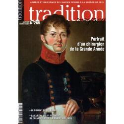 tradition magazine n° 265 - Portrait d'un Chirurgien de la Grande Armée