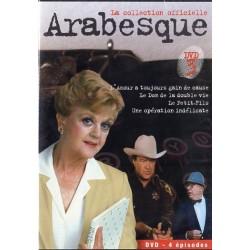 Arabesque - DVD n° 3 de la Collection officielle - DVD Zone 2