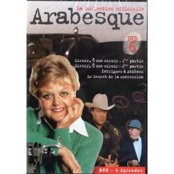 Arabesque - DVD n° 6 de la Collection officielle - DVD Zone 2