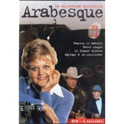 Arabesque - DVD n° 11 de la Collection officielle - DVD Zone 2