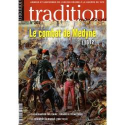 tradition magazine n° 264 - Le Combat de Medyne, 1812