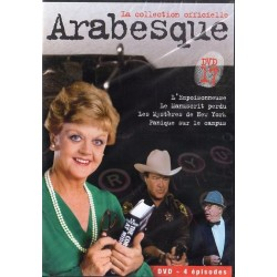Arabesque - DVD n° 17 de la Collection officielle - DVD Zone 2