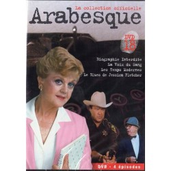 Arabesque - DVD n° 18 de la Collection officielle - DVD Zone 2